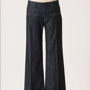 Anthropologie Daughter of the Liberation Trouser